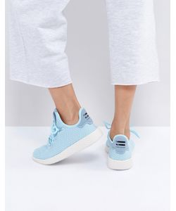 Adidas | Голубые Кроссовки Originals X Pharrell Williams Hu