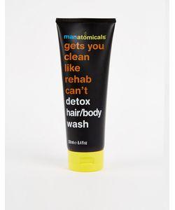 Anatomicals | Шампунь И Средство Для Душа M Gets You Clean Like Rehab