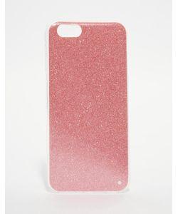 Signature | Чехол С Блестками Для Iphone 6 Розовый
