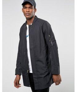 Nike | Черная Куртка Fc 802419-010 Черный