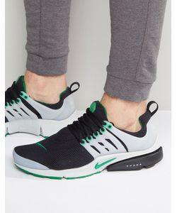 Nike | Черные Кроссовки Air Presto Essential 848187-003 Черный