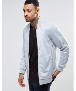 Your Own   Куртка С Накладками На Локтях Серебряный
