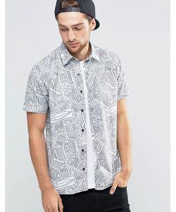 Mambo | Short Sleeve Shirt Черный
