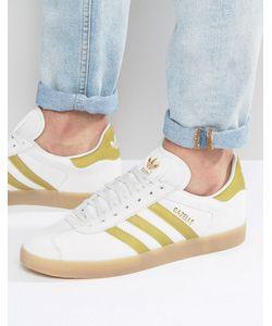 adidas Originals | Белые Кроссовки Gazelle Bb5495 Белый