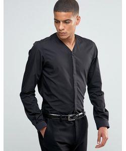 Hart Hollywood | Рубашка Зауженного Кроя С Vобразным Вырезом By Nick Hart