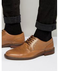 Aldo | Оксфордские Туфли Из Светло-Коричневой Кожи Cargle Рыжий