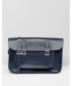 Leather Satchel Company | Сумка Сатчел The Синий
