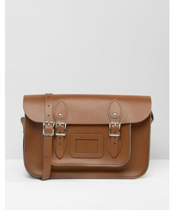Leather Satchel Company | Портфель The Chestnut Brown