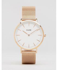 Cluse | Часы Цвета Розового Золота La Bohème Cl18112 Розовое Золото