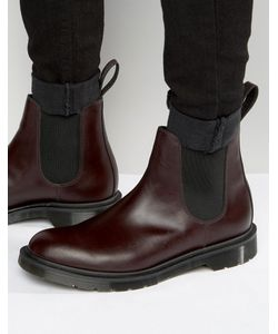 Dr. Martens | Ботинки Челси Dr Martens Made In England Graeme Красный