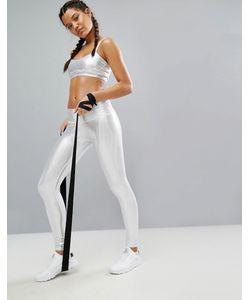 Haute Body | Белые Леггинсы Белый