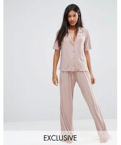 Moonchild | Daddy Pyjama Set Mink
