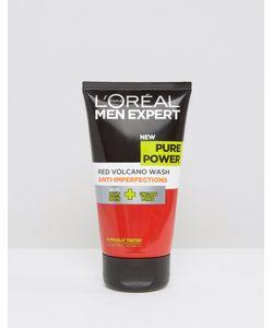 LOREAL | Средство Для Умывания Loreal Paris Men Expert Pure Power 150 Мл