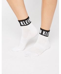 Calvin Klein | Носки С Фирменным Логотипом Белый
