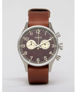 Tsovet | Часы Коричневый