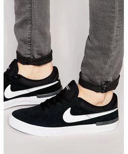 Nike SB | Черные Кроссовки Koston Hypervulc 844447-001 Черный