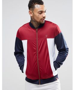 Your Own   Спортивная Куртка Со Вставками Красный