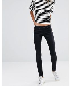 Ditto's | Jessica Skinny Jeans Mustang