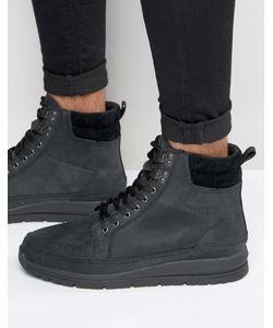 Boxfresh | Кожаные Ботинки Loadha Черный