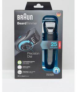 Braun | Триммер Для Бороды Мульти