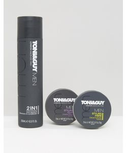 Toni & Guy | Mens Favorites Set Save 10 Мульти
