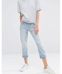 Ditto's | Rhona Midrise Crop Jeans Rhonda Long Island S