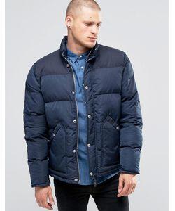 Fat Moose | Стеганая Куртка Canada Темно-Синий