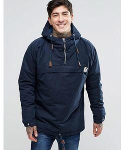Fat Moose | Куртка Через Голову Со Стеганой Подкладкой Sailor Темно-Синий