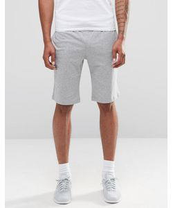 Nike | Серые Трикотажные Шорты 804419-063 Серый