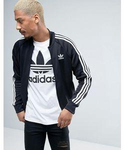 adidas Originals | Спортивная Куртка С Трилистником Superstar Ay7059 Черный