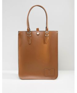 Leather Satchel Company | Сумка-Тоут The Chestnut Brown