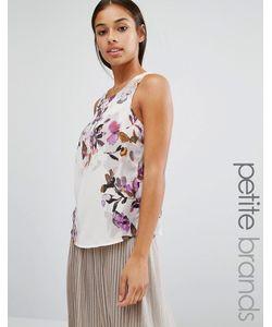 Vero Moda Petite | Топ С Цветочным Принтом Цветочный