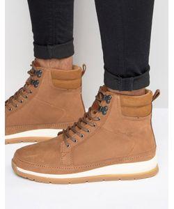 Boxfresh | Кожаные Ботинки Loadha Коричневый