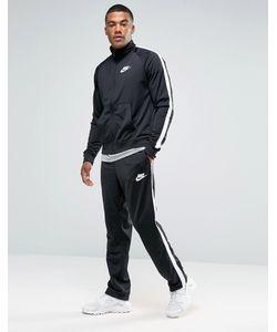 Nike | Черный Спортивный Костюм 840643-010 Черный