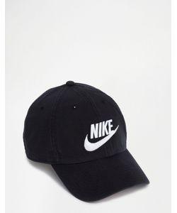Nike | Черная Кепка Futura 626305-012 Черный