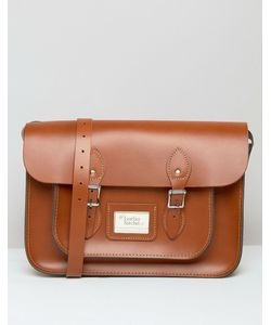 Leather Satchel Company | Сумка Сатчел The Лондонский Беж