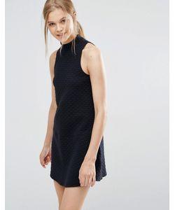 Abercrombie and Fitch | Платье С Высоким Воротом И Заниженной Талией Abercrombie Fitch
