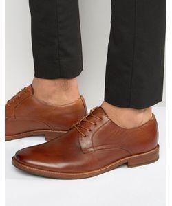 Aldo | Кожаные Туфли Дерби Cerneglons Рыжий