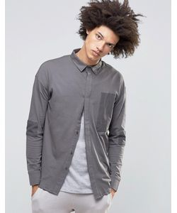 Systvm | Рубашка Cain Серый