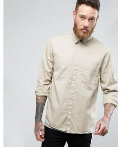 Nudie Jeans Co | Calle Long Sleeve Pocket Shirt