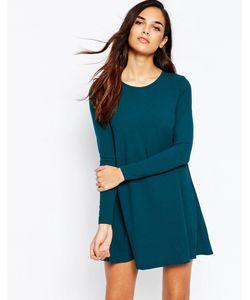 AX Paris | Свободное Платье Зеленый