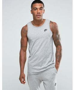 Nike | Серая Майка Futura 827282-063 Серый