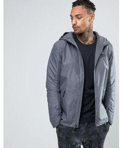 Nike | Серая Куртка С Капюшоном 806854-021 Серый