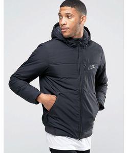 Nike | Черная Куртка С Капюшоном 810856-010 Черный