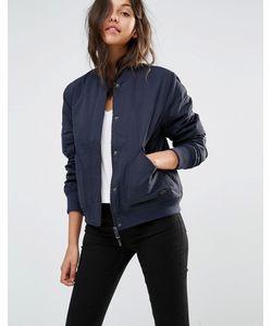 Lee Jeans | Утепленная Куртка-Пилот Lee Navy Darkness