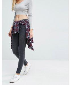 Lee Jeans | Зауженные Джинсы Lee Scarlett Серый