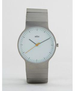 Braun | Классические Часы Белый