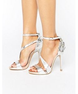 MISS KG | Giselle Butterfly Heeled Sandals
