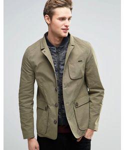 Parka London   Куртка Arthur Зеленый