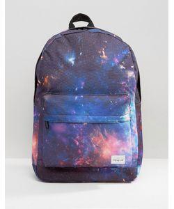 Spiral | Черный Рюкзак Galaxy Черный